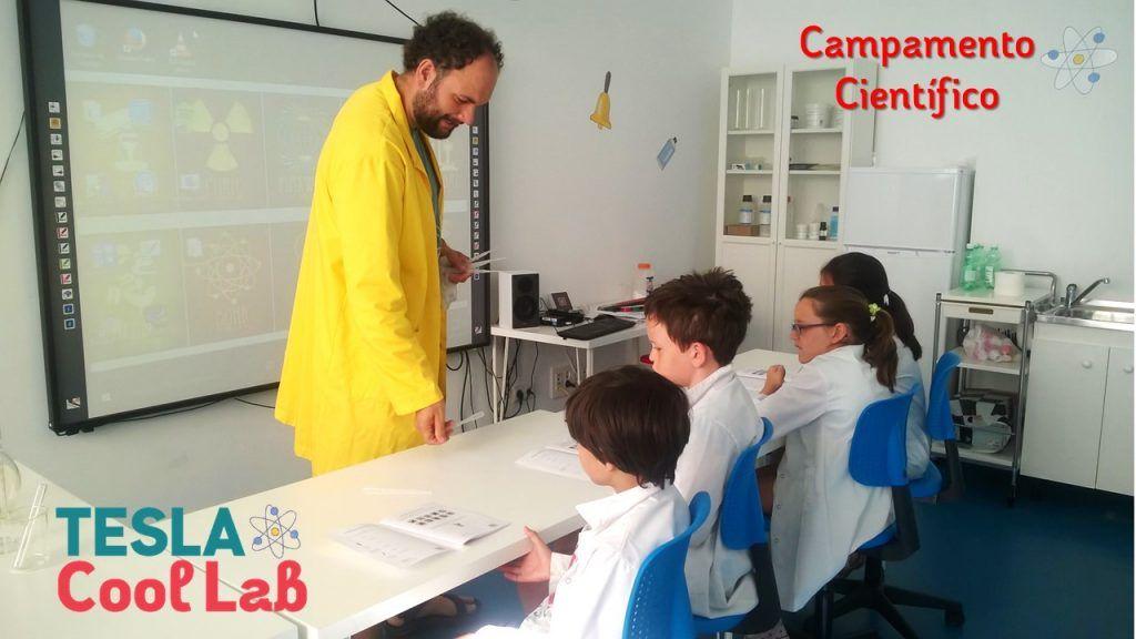 campamento cientifico