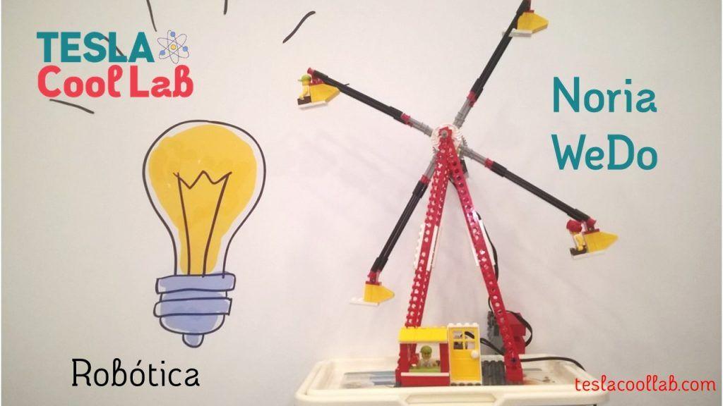 Lego WeDo Robotica