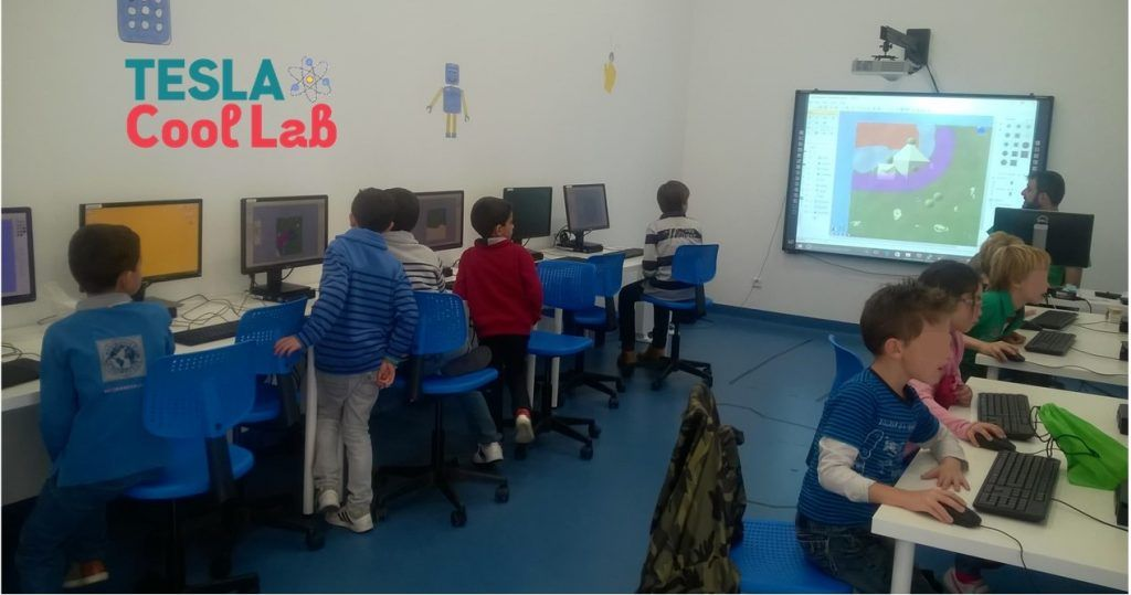 Taller McEdit Minecraft Tesla Cool Lab