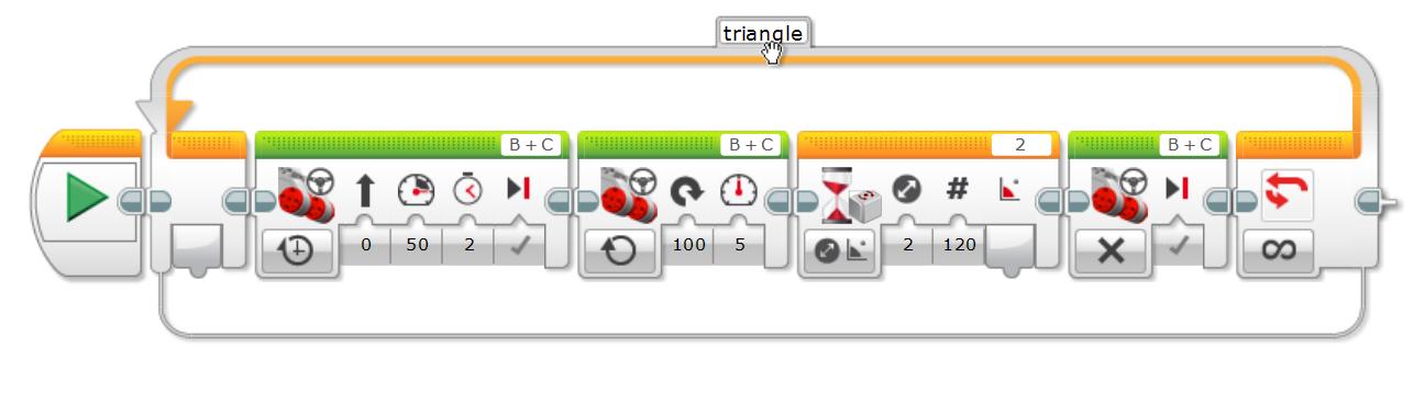 Triangle Tracker